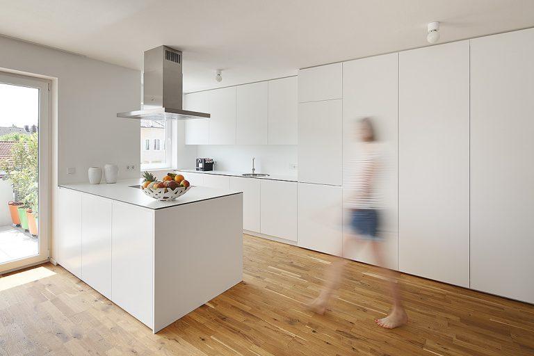 Projekt: Wohnung KR Architekt: nam architektur / Norman A. Müller Ort: D-Ingolstadt Datum: 2013/05