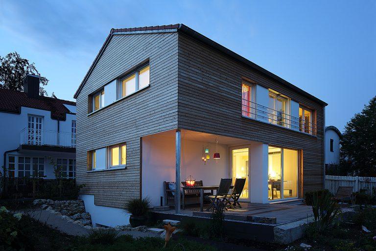 Projekt: Haus LFR Architekt: nam architektur / Norman A. Müller Ort: D-Ingolstadt Datum: 2014/07