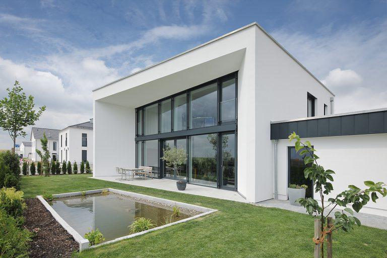 Projekt: Haus Ziegler Architekt: RADON Architektur Ausführung: Innovationsfabrik GmbH Ort: D-Ingolstadt Datum: 2017/06